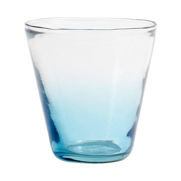 Sklenička Mexican Bubble, modrá