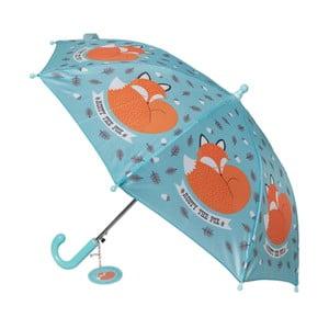 Umbrelă pentru copii Rex London Rusty The Fox