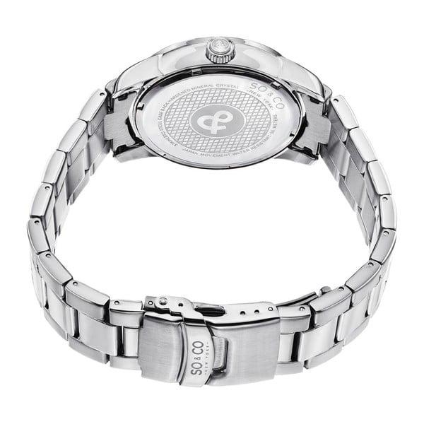 Pánské hodinky Madison Watch Silver