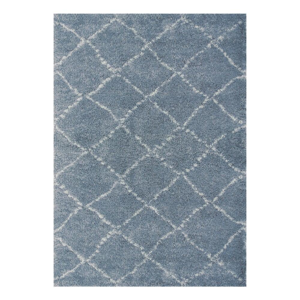 Modrý koberec Art For Kids Nomad, 120 x 170 cm