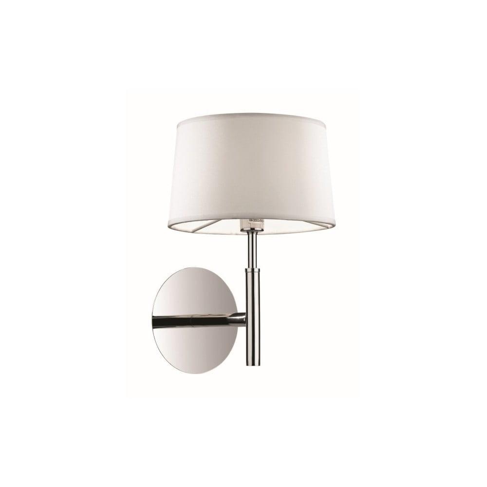 Bílé nástěnné svítidlo Evergreen Lights Elegant