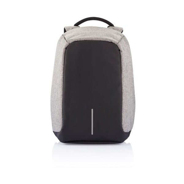 Šedý bezpečnostní batoh XD Design Bobby