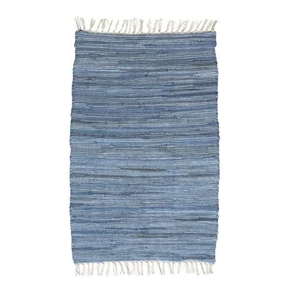 Covor A Simple Mess Mille, 90 x 60 cm, albastru