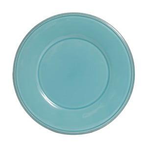 Farfurie desert din ceramică Côté Table, ⌀23,5 cm, albastru