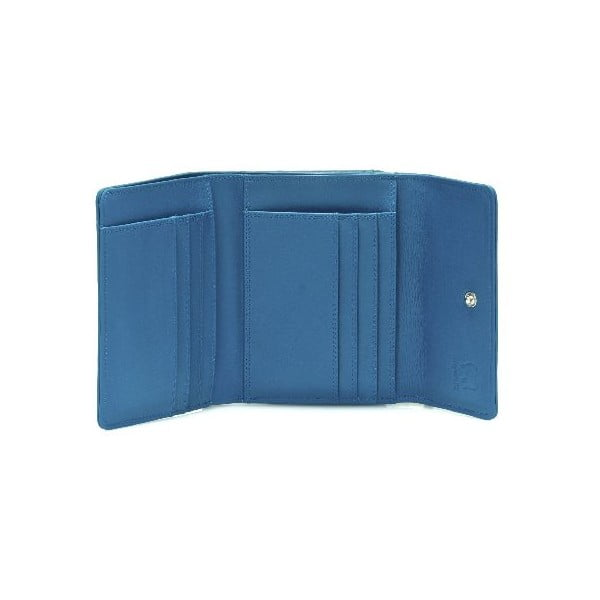 Peněženka Flapover Blue/Green