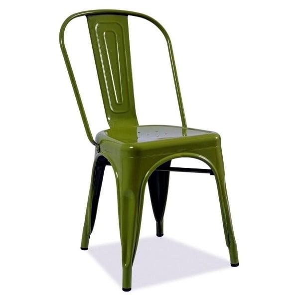 Židle Loft,  zelená