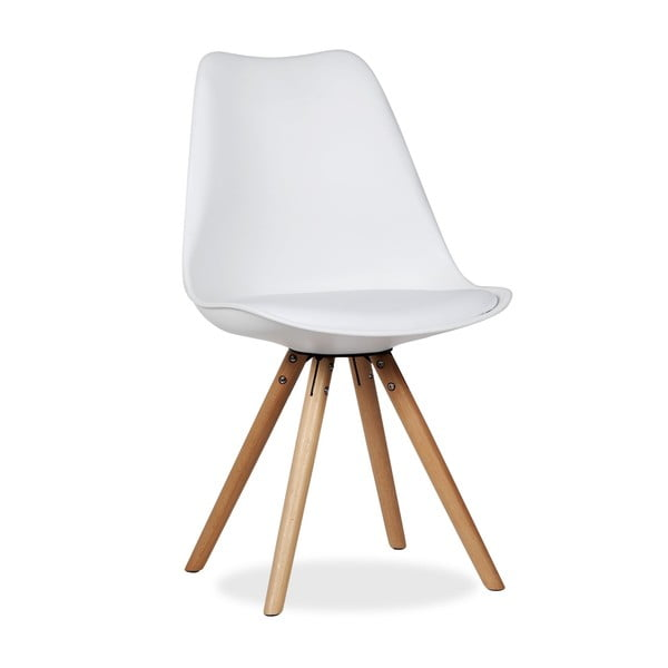 Židle Tulip Star White