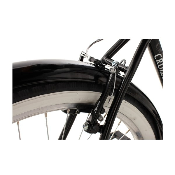 Kolo Beachcruiser RH Black, 26""