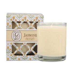 Vonná svíčka Greenleaf Signature Jasmine, doba hoření 60-80hodin