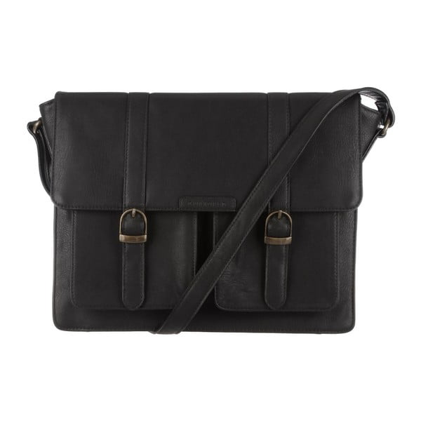 Taška Tommy Satchel Black
