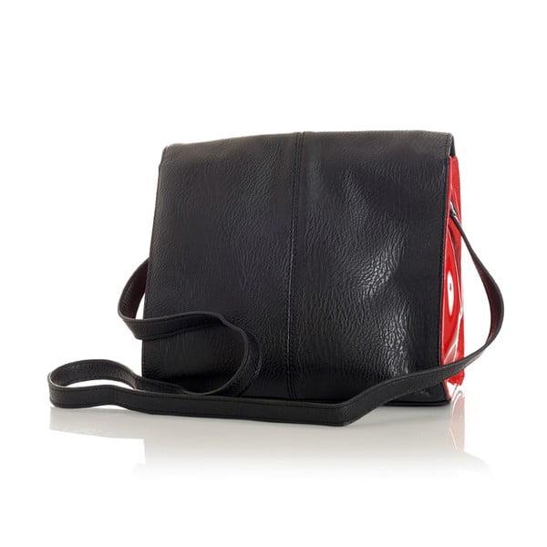 Kabelka Monnari Black/Red