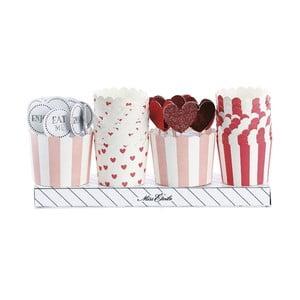 Dárkové balení košíčků a ozdob na muffiny Miss Étoile Madamme