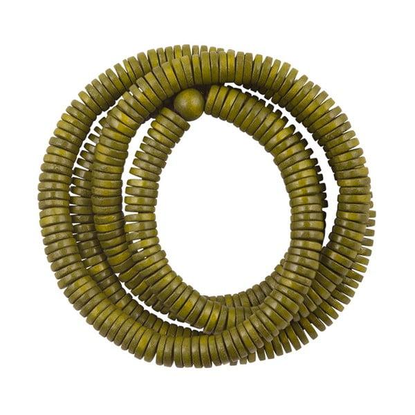 Náramek Rope, zelený