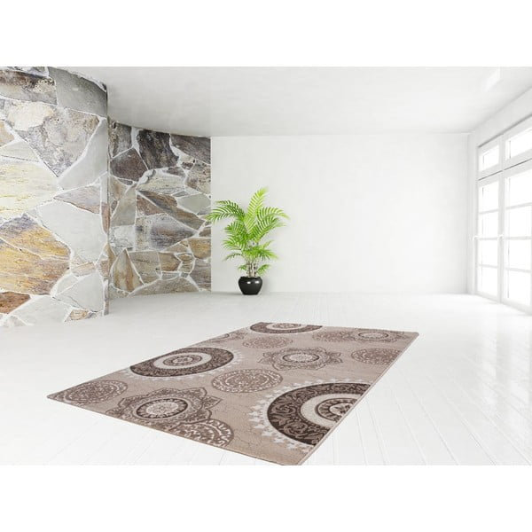 Koberec Odense Sand, 80x150 cm