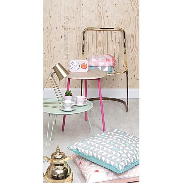 Kovový stolek Present Time Tray Jade