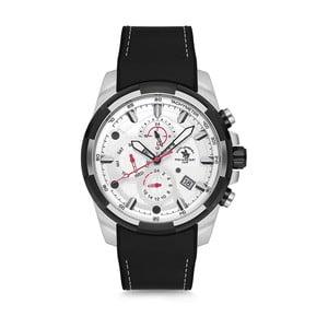 Pánské hodinky s koženým řemínkem Santa Barbara Polo & Racquet Club Miro