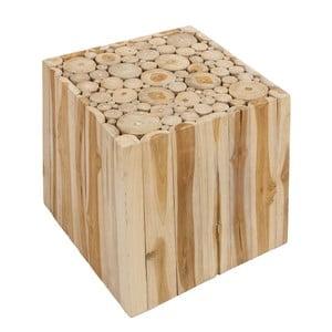 Stolička  z teakového dřeva Santiago Pons Mesa