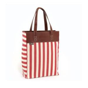 Plátěná taška Shopping Bag, červená