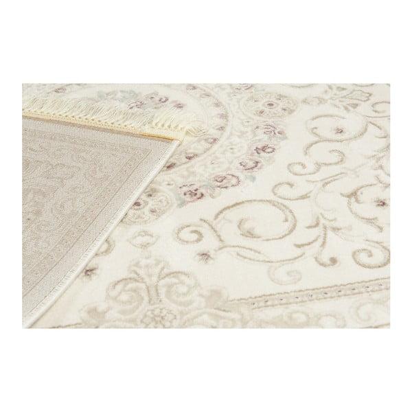 Béžový koberec EkoRugs Creamy, 80x150cm