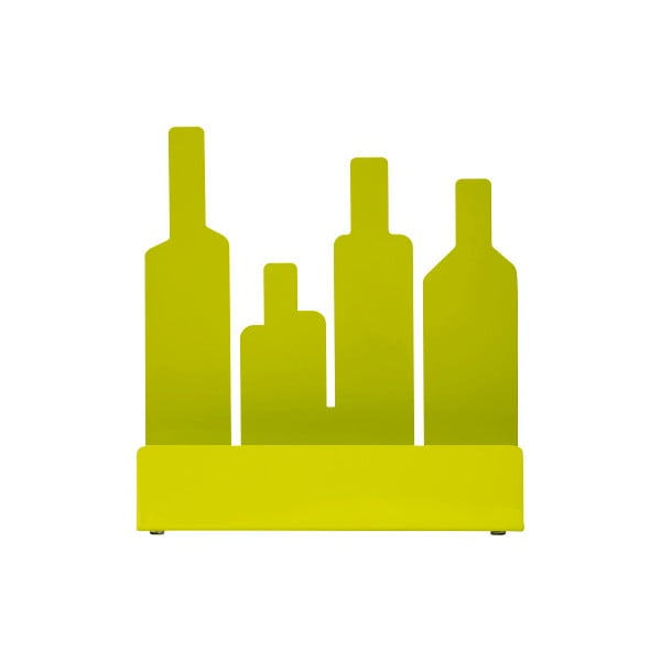 Zelený kuchyňský stojánek Sagaform Stand