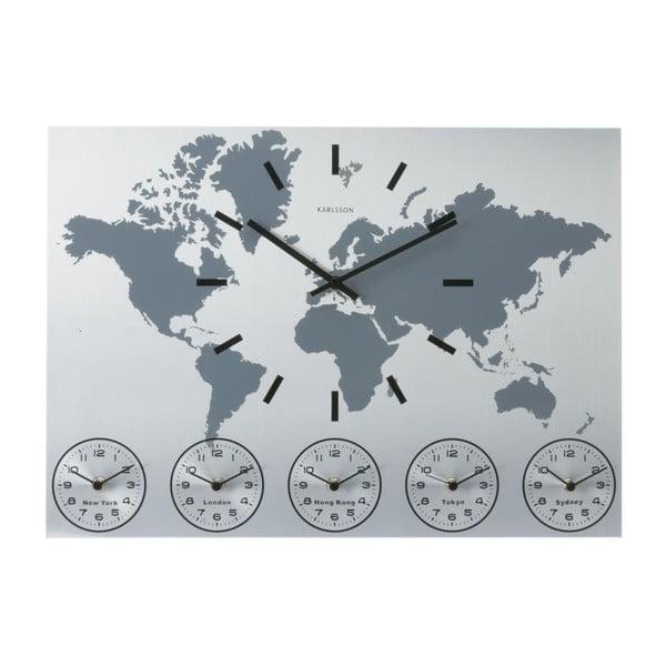 Hodiny World Time