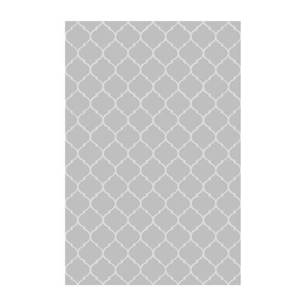Vinylový koberec Reticular Gris, 133x200 cm