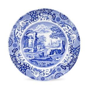 Sada 4 bílomodrých talířů Spode Blue Italian, ø 27 cm