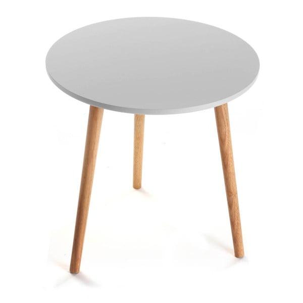 Odkládací stolek Auxiliary Grey, 50 cm