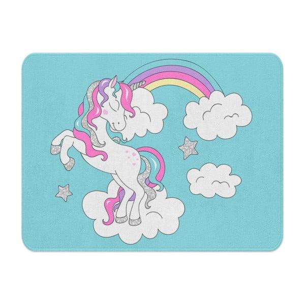 Dětská koberec OYO Kids Unicorn Adventures, 100 x 140 cm