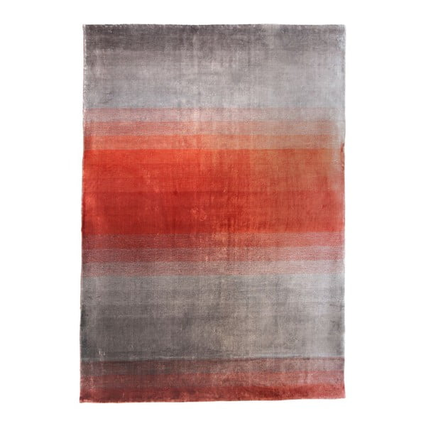 Červený koberec Linie Design Grace, 170x240cm