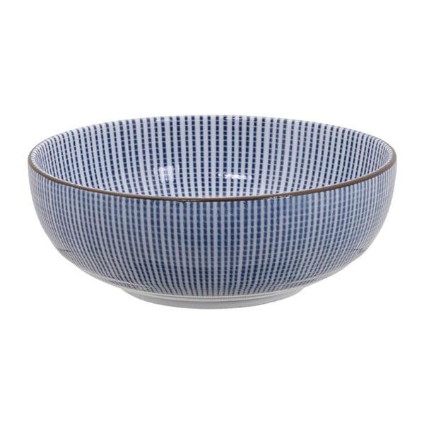 Modrá porcelánová miska Tokyo Design Studio Yoko, ø 16,3 cm