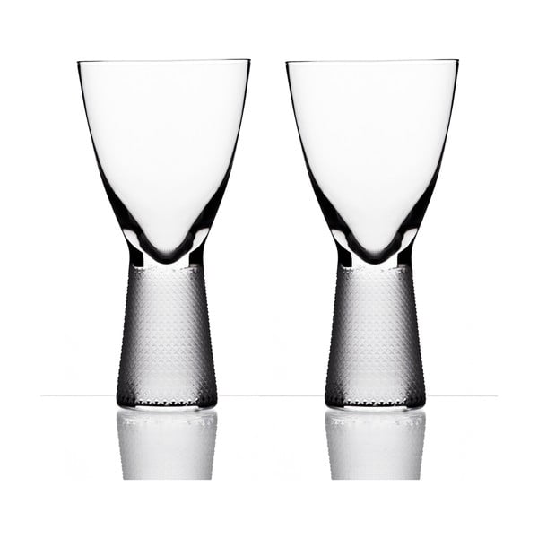 Sada 2 sklenic na bílé víno od Františka Víznera, 220 ml