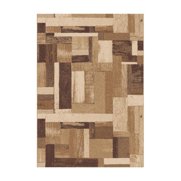 Béžový koberec Universal Amber, 160 x 115 cm