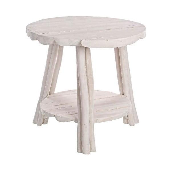 Příruční stolek z teakového dřeva Bizzotto Sahel