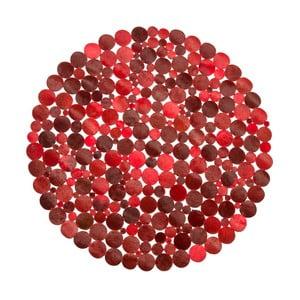 Koberec Palazzo Red Mix, 110x110 cm