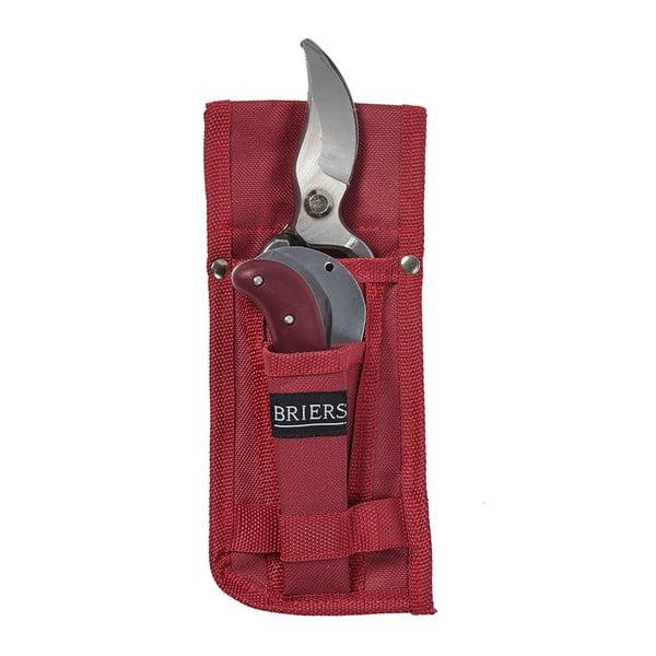 Zahradnické nůžky a nůž v pouzdře Claret