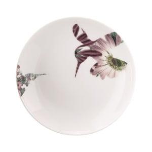 Porcelánový dezerní talíř Flutter