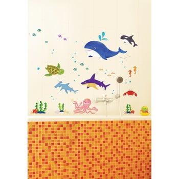 Autocolant Marine Animals imagine
