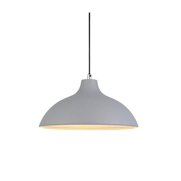 Šedé stropní svítidlo Markslöjd Chandler Pendant, ⌀ 30 cm