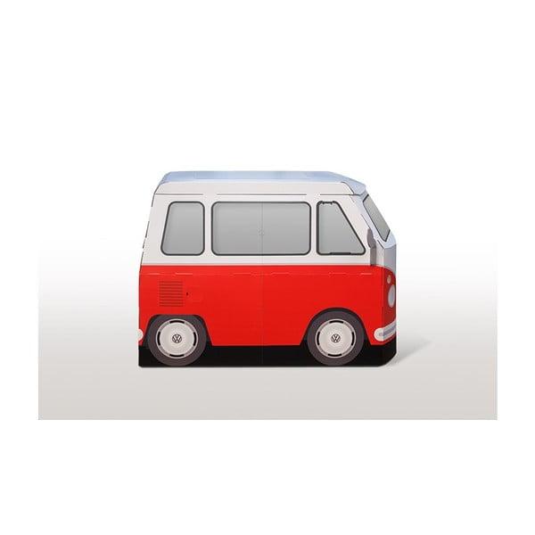 Kartonový autobus Kampini