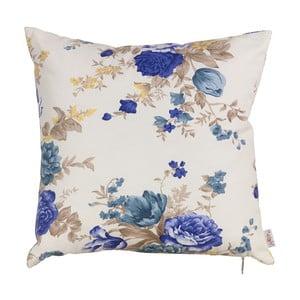 Polštář s náplní Blue Roses