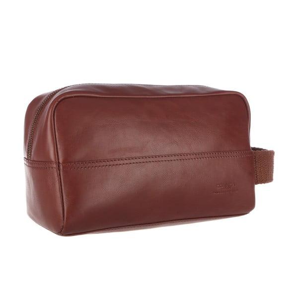 Kožená toaletní taška Windermere Whiskey