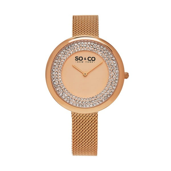Dámské hodinky So&Co New York GP16084