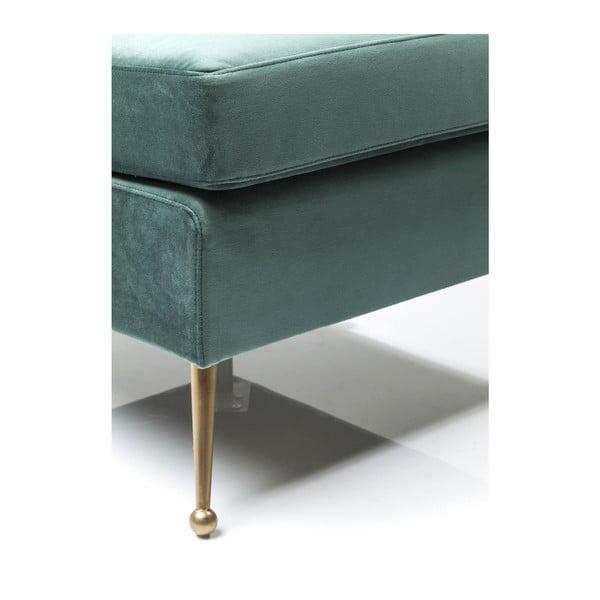 Fotoliu Kare Design Gamble, verde