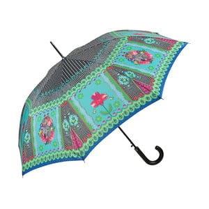 Holový deštník Von Lilienfeld Zebra Garden