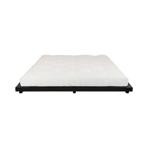 Łóżko z drewna sosnowego Karup Design Dock, 180x200 cm