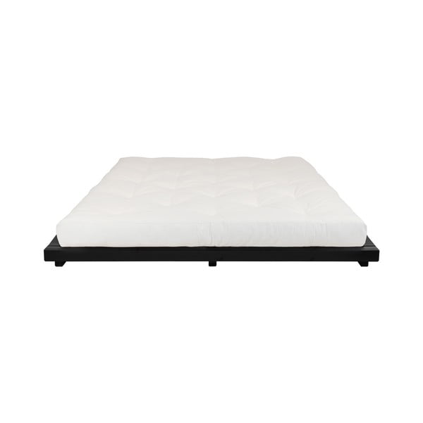 Pat din lemn de pin Karup Design Dock, 180 x 200 cm