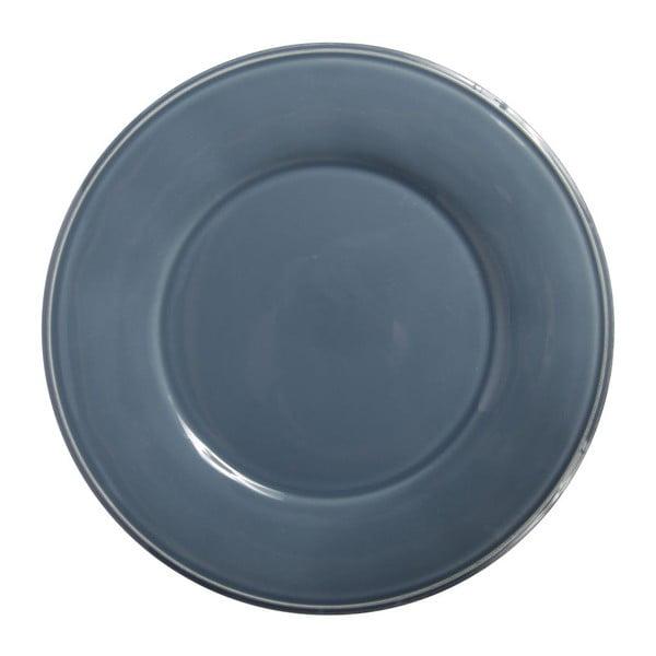 Sada 4 ks dezertních talířů Constance Blue