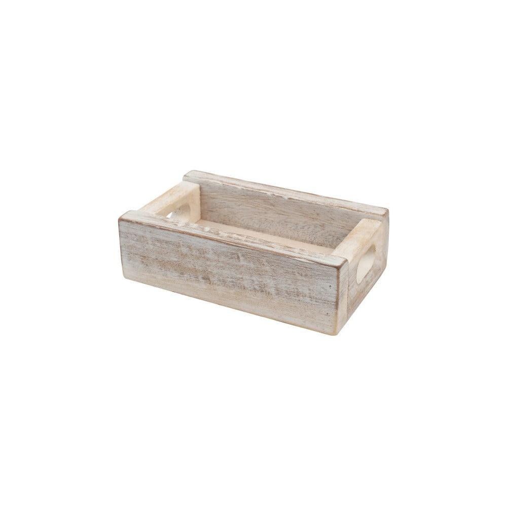 Dřevěný podnos na kořenky z akáciového dřeva T&G Woodware Nordic