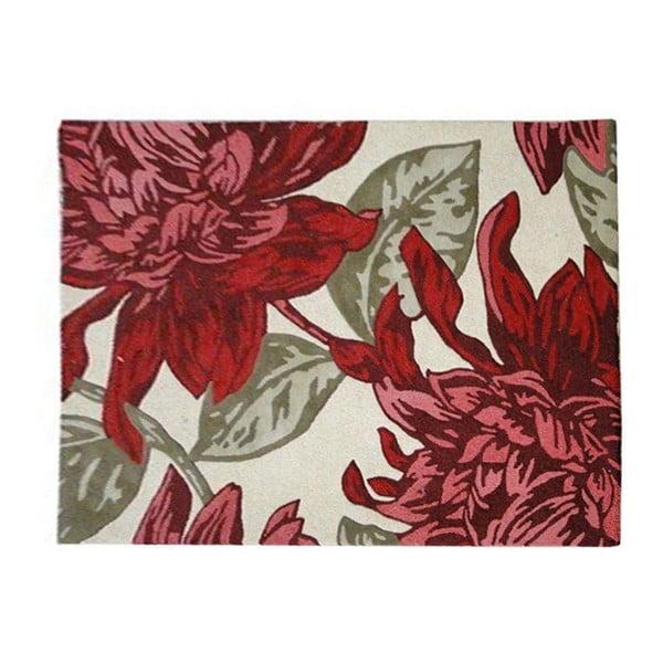 Vlněný koberec Azalia, 152x243 cm